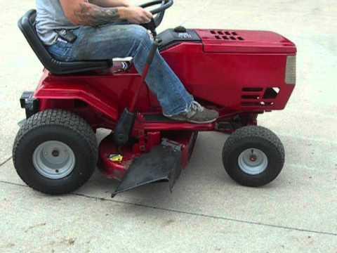 riding lawn mower for sale www racersedge411 com youtube. Black Bedroom Furniture Sets. Home Design Ideas