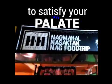 Locale City Guide Manila Food Park