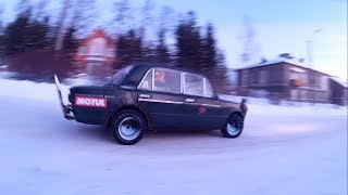Боевая Классика ВАЗ 2106 - ОБЗОР #БК