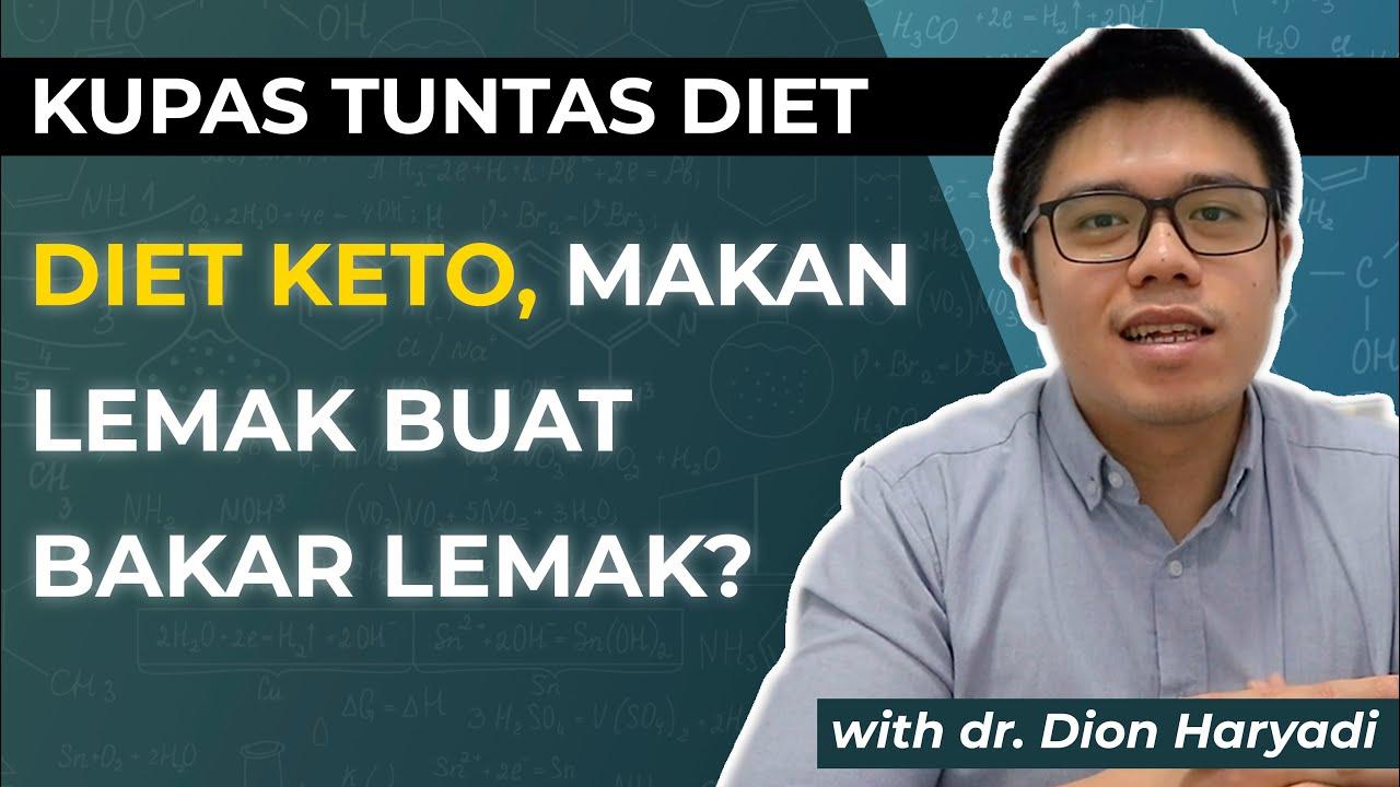Kupas Tuntas Diet Keto Bonus Resep Menu Diet Keto Youtube