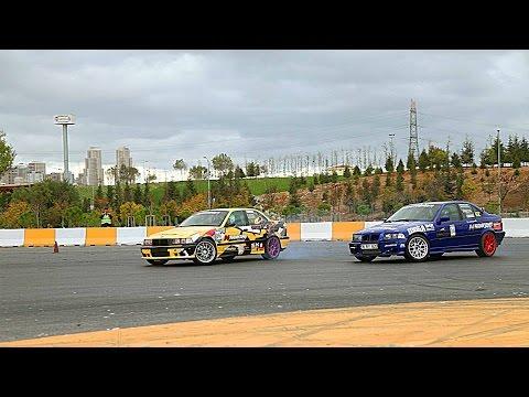 Apex Masters Turkish Drift Series 3.Ayak  İstanbul Yarışı 2015