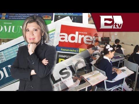 Gobierno Federal contra 4 estados por Reforma Educativa / Duro y a las cabezas