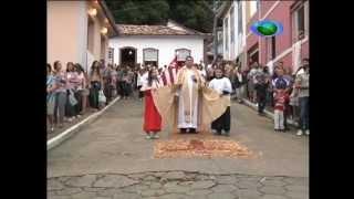 Procissão de Prados 01-04 TV Campos de Minas