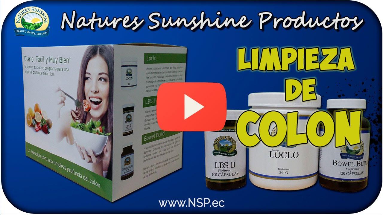 natures sunshine pastillas para adelgazar
