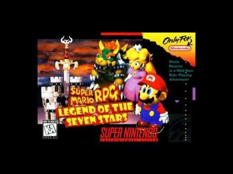 Super Mario RPG: Legend of the Seven Stars - Moleville Mountain Railroad