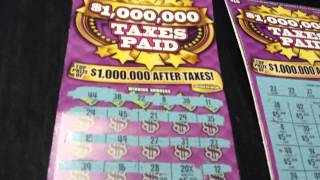awesome big win 1m taxes paid california lottery