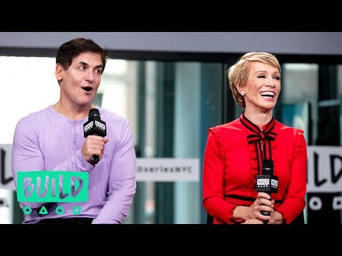 Mark Cuban, Barbara Corcoran, Kevin O'Leary & Daymond John Talk About Their Hit Show, \