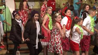 Jingle Bell Beach - Instructional DVD Preview