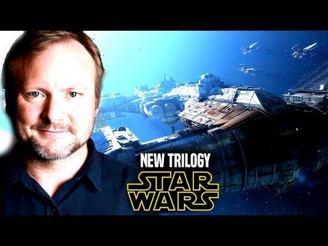Star Wars! Rian Johnson Trilogy Will Change History & More (Star Wars News)