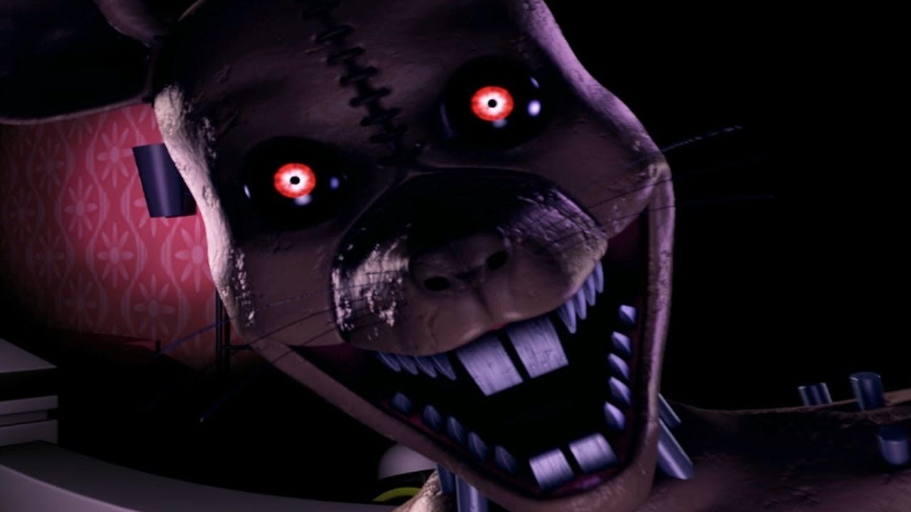 Five Nights At Candy S 3 Menu Theme Official Soundtrack Youtube