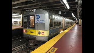 LIRR HD 60fps: Riding Budd M3 9903 Arriving Into Mineola on Train 2053 (3/29/19)