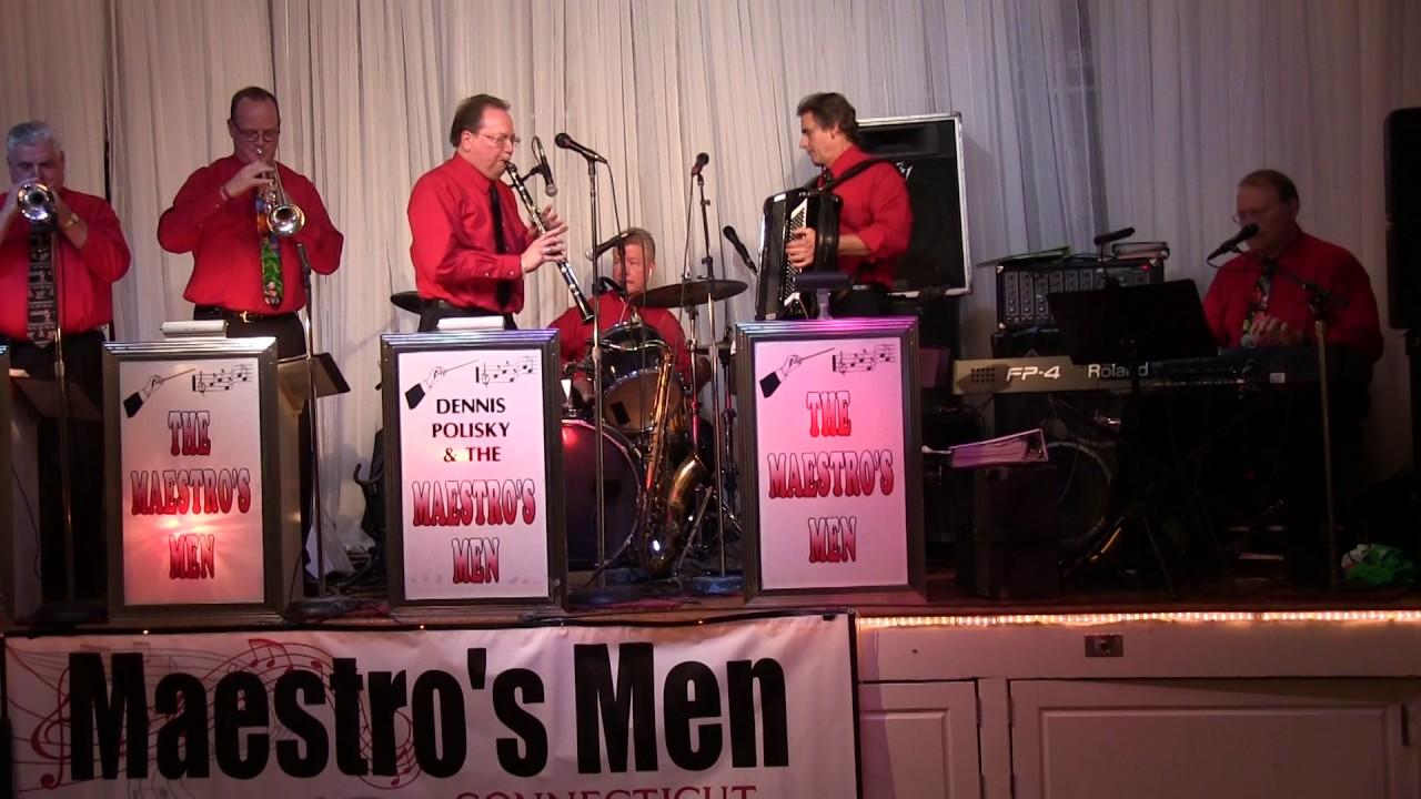 Dennis Polisky and the Maestro Men