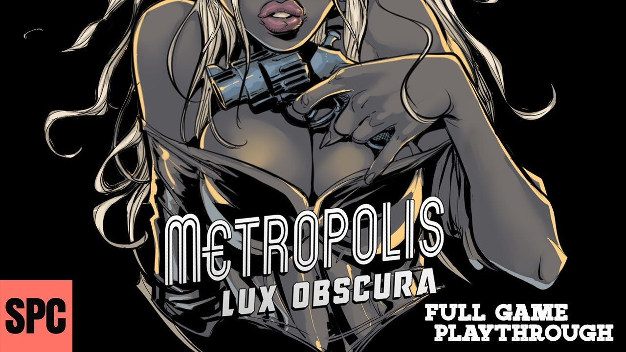 FREE DOWNLOAD » Metropolis Lux Obscura | Skidrow Cracked