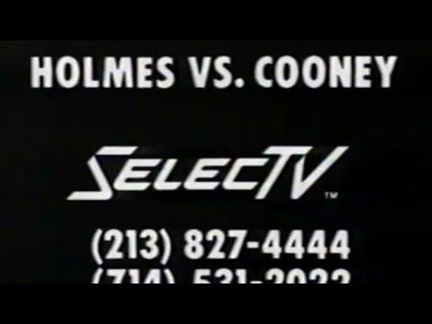 1982 SelecTV Pay Subscription TV Commercial