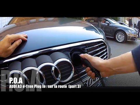 Audi A3 e-tron plug-in hybrid : sur la route  - Essai 3/6