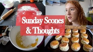 Sunday Scones and Thoughts on Negative Book Reviews   Baking Bookworm