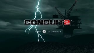 Conduit 2 Wii Gameplay