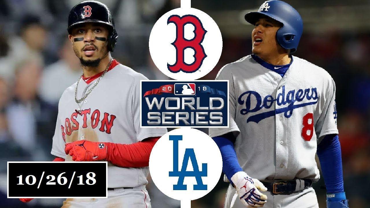 Download Boston Red Sox vs Los Angeles Dodgers Highlights || World Series Game 3 || October 26, 2018