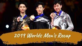 This and That: 2019 Worlds Men's Recap w/Joe Inman (Nathan Chen Yuzuru Hanyu Shoma Uno 羽生結弦 宇野 昌磨)