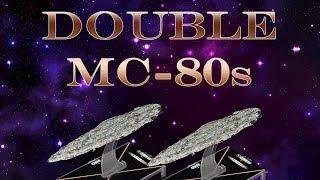 Armada - Fleet Build Double MC 80s
