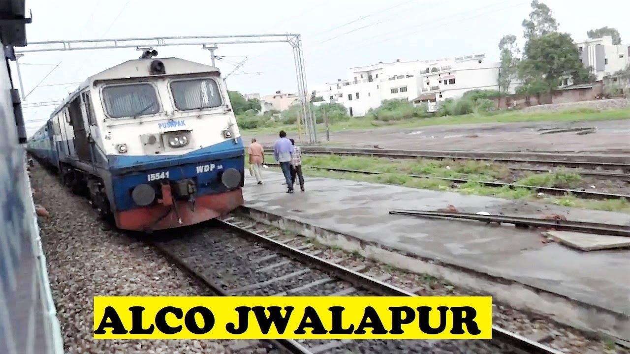 ALCO Dehradun Bandra VS Chandausi Rishikesh | Jwalapur