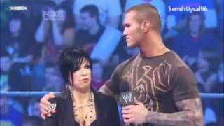 Randy Orton Segment With Vickie Guerrero and Dolph Ziggler. WWE Smackdown 1/28/11