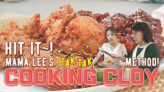Cooking K-Drama|  COOKING CLOY EP 5: KOREAN FRIED CHICKEN
