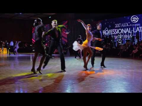 Professional Latin Grand Final Samba