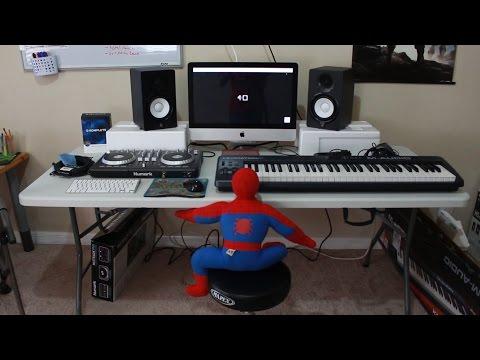 My New Music Production Setup - Cymatics Giveaway