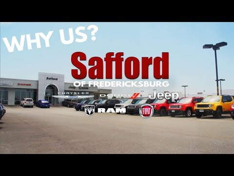 Safford Of Fredericksburg >> Why Buy From Safford Chrysler Dodge Jeep Ram Fiat Of Fredericksburg