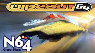 Wipeout 64 - Nintendo 64 Review - HD