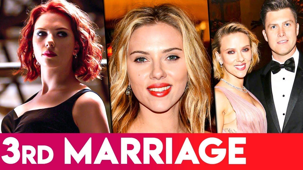 Blackwidow Getting Married For 3rd Time | Avengers Endgame | Scarlett Johansson Colin