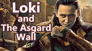 Loki and the Construction of the Asgard Wall (The Origin of the horse Sleipnir) Norse Mythology #06