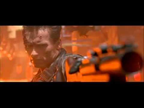 Musique Film - Terminator 2 - 1991 ( Arnold Schwarzenegger ).Diamant Noir