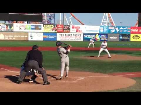 Ryan Tettemer 2017 Baseball Highlights Brandeis University