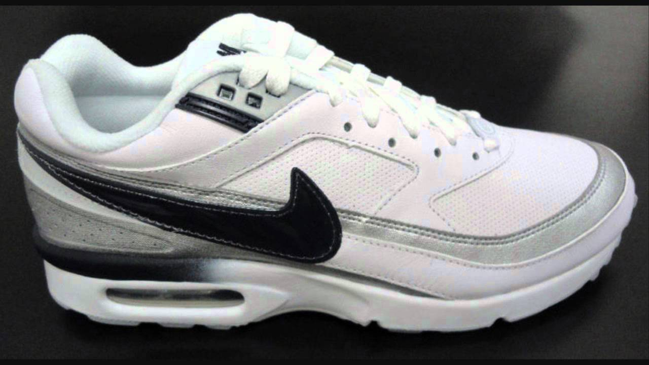 mens nike air max classic bw trainers