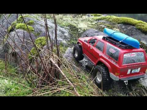 Trx-4 * Rc4wd * Tamiya * HPI Venture Scale Group Trailing.