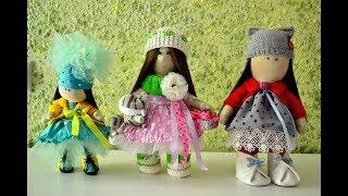 Текстильная кукла своими руками. Куклы большеножки. Немного о творчестве и хобби,
