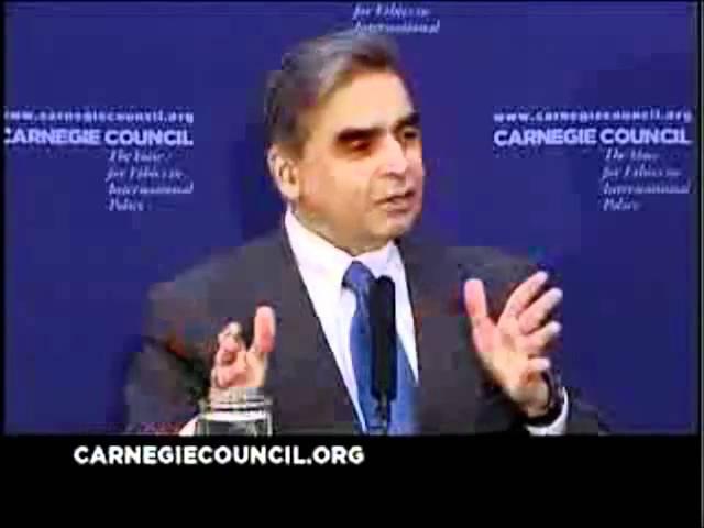prof. dr. Kishore Mahbubani Speaker at Speakers Academy®  - Good News
