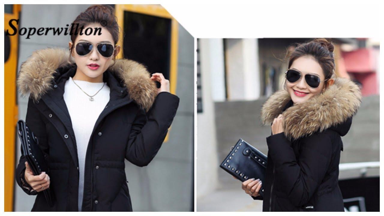 Качественная теплая зимняя женская куртка пуховик (не для .