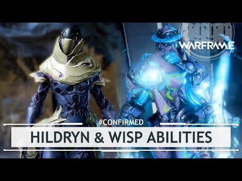 Warframe: Hildryn & Wisp Abilities and Gameplay - Devstream 123 [#confirmed] thumbnail