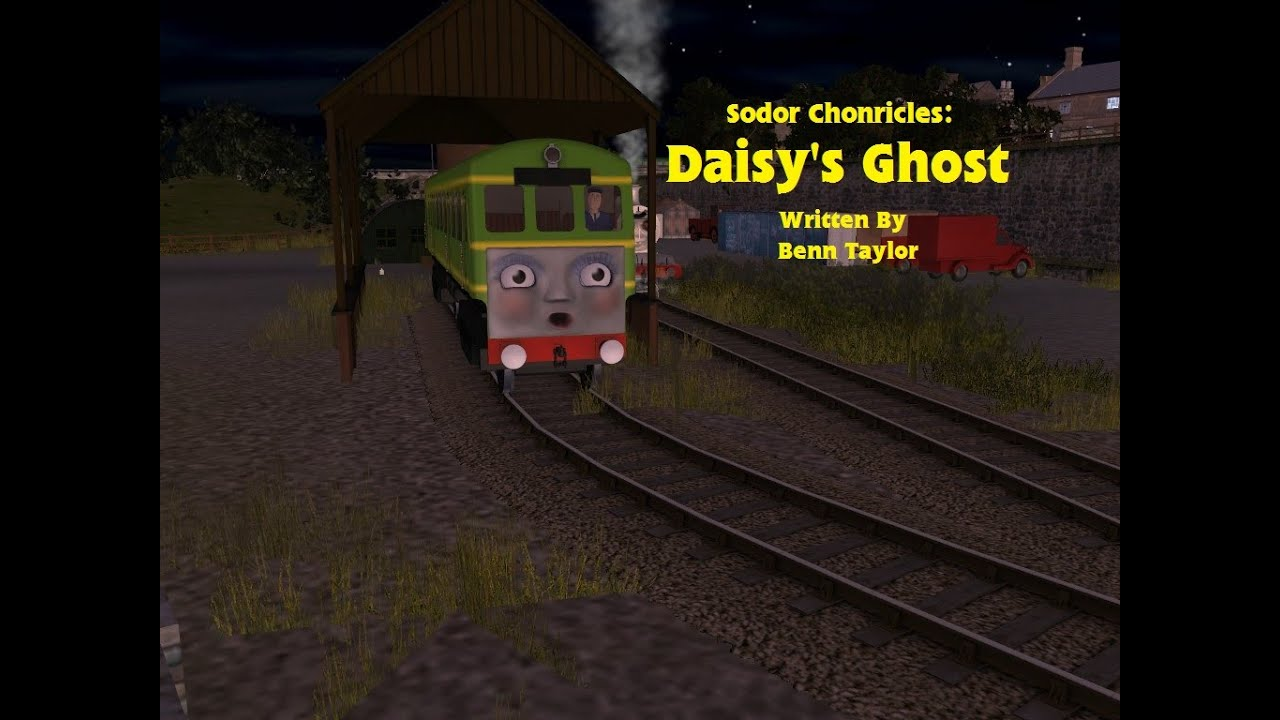 Sodor Chronicles Series 1 Episode 6 Daisy S Ghost Youtube