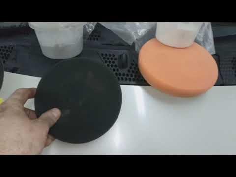 Как отполировать бампер