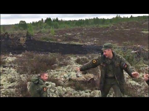 Приколы в армии - YouTube
