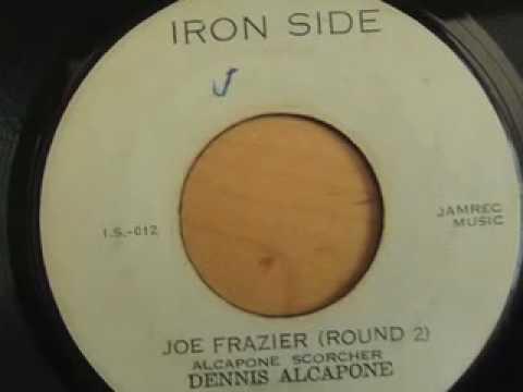 Dennis Alcapone-Joe Frazier + [wick'dst] DUB