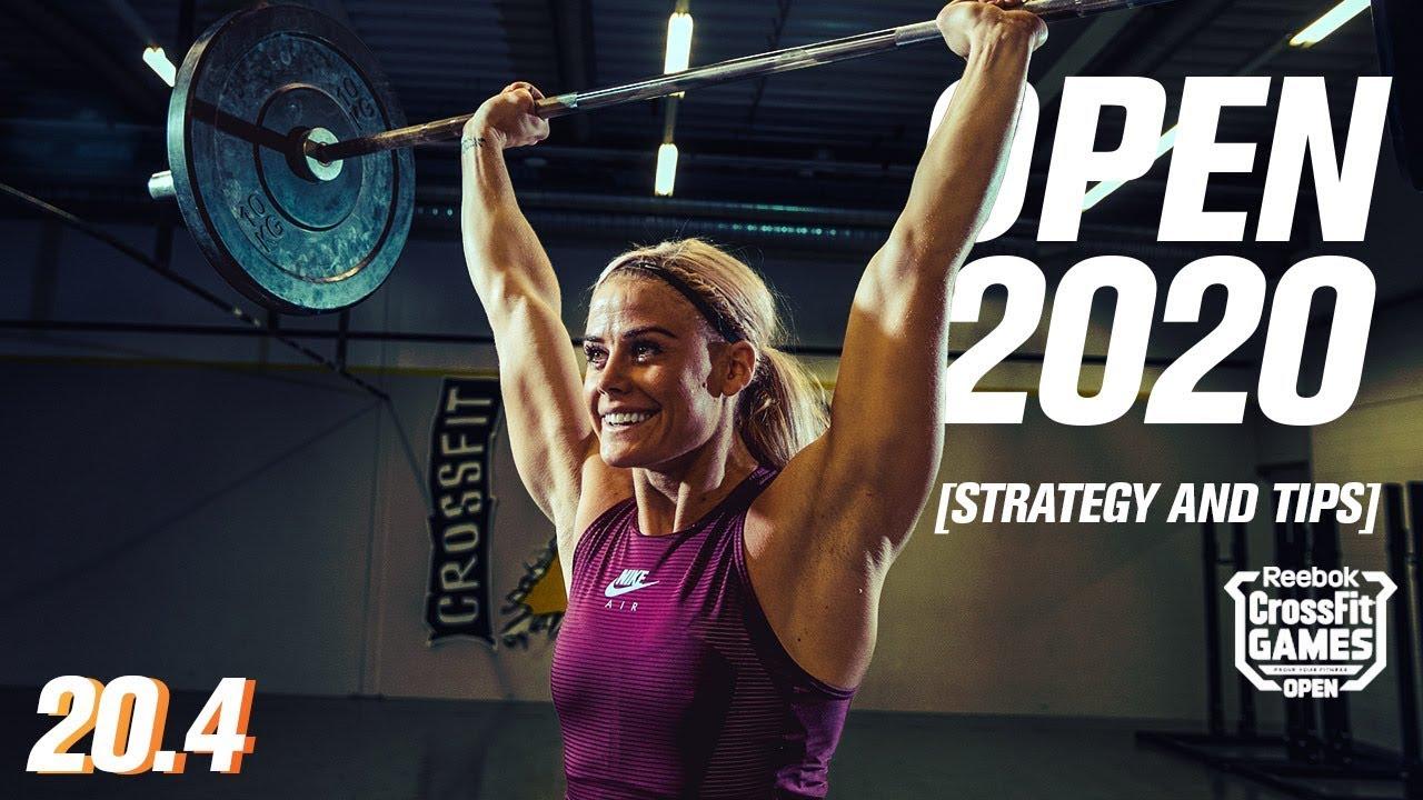 20.4 CrossFit Open - Sara Sigmundsdóttir's Best Workout Advice