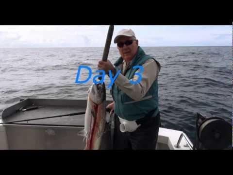 2011 Pelican Alaska Fishing Trip Day 3