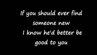 Westlife I'll Be There (lyrics) This is my 2nd video :3 Hope you wi...