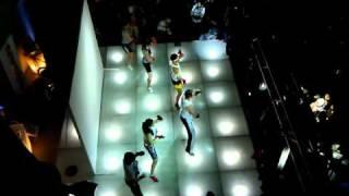 FitnessFirst Shmeisani Opening - GX Demo - Body Combat 23-Feb-2011