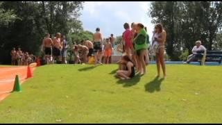 Startkamp VZC E&P Zwemmen 2016